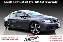 Honda Civic Sedan Si 2015