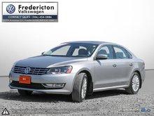 2013 Volkswagen Passat Comfortline 2.0 TDI 6sp DSG at w/ Tip