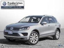 2016 Volkswagen Touareg Execline 3.6L 8sp at w/Tip 4M