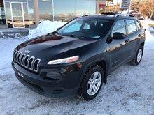 Jeep Cherokee SPORT * 4X4, 89.30$/ SEMAINE* 2016