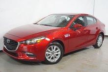 Mazda Mazda3 Édition 50ième CUIR SYST BOSE 2018