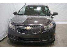2014 Chevrolet Cruze 2LS, AIR, BLUETOOTH, USB