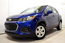 2017 Chevrolet Trax FWD LS CAMERA DE RECUL A/C AUTOMATIQUE