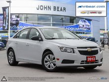 2013 Chevrolet Cruze LS ASK ABOUT 0% FINANCING ON THIS VEHICLE