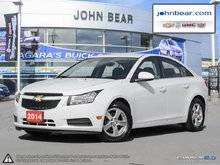 2014 Chevrolet Cruze ASK ABOUT 0%/24, 1.49%/36, 2.49%/48