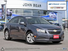 2014 Chevrolet Cruze 1LT CONNECTIVITY PACKAGE, BLUETOOTH