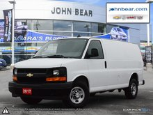2017 Chevrolet Express 1500 EXPRESS CARGO 2500  READY TO WORK FOR YOU!