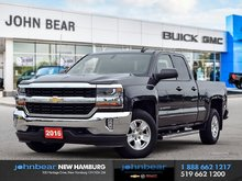 2016 Chevrolet Silverado 1500 ONE OWNER, OFF LEASE