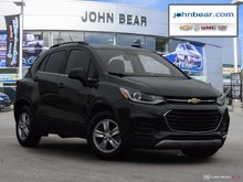 2018 Chevrolet Trax LT REAR VISION CAMERA, CHEVROLET MYLINK