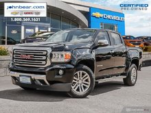 2016 GMC Canyon SLT TOP OF THE LINE
