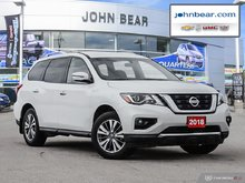 2018 Nissan Pathfinder SV Tech REAR VIEW CAMERA, NAVIGATION
