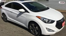 2013 Hyundai Elantra Coupe GLS COUPE LOADED EYE CATCHER