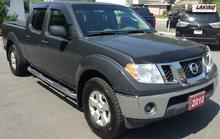 2010 Nissan Frontier SE 4X4 CREW CAB