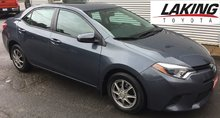 2014 Toyota Corolla LE ECO LOW EMISSION VEHICLE AND EXTENDED WARRANTY