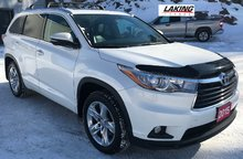 2015 Toyota Highlander AWD Limited EXTENDED WARRANTY