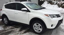 2015 Toyota RAV4 LE AWD HEATED SEATS BACK-UP CAMERA