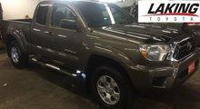 2012 Toyota Tacoma ACCESS CAB 4X4