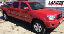 2015 Toyota Tacoma TRD SPORT 4X4 DOUBLE CAB