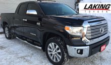 2014 Toyota Tundra LIMITED 4X4 DOUBLE CAB NAVIGATION