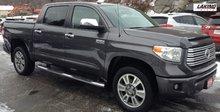 2015 Toyota Tundra Platinum 4X4 CREW MAX