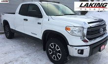 2015 Toyota Tundra TRD 4X4 OFF ROAD DOUBLE CAB