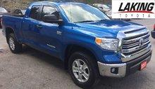 2017 Toyota Tundra SR5 Plus 4X4 Double Cab