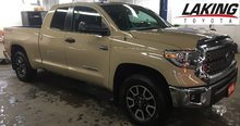 2018 Toyota Tundra TRD 4X4 DOUBLE CAB OFF-ROAD PACKAGE