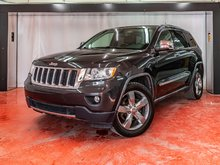 Jeep Grand Cherokee LIMITED**TOIT PANORAMIQUE**GPS(NAV)**CUIR** 2011
