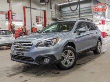 Subaru Outback 2.5I AWD*JAMAIS ACCIDENTÉ + UN SEUL PROPRIÉTAIRE** 2017