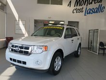 Ford Escape XLT**V6 4X4 CUIR IMPECCABLE** 2011