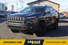 2014 Jeep Cherokee Trailhawk-Toit Pano-Nav