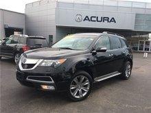 2013 Acura MDX ELITE   NEWSTRUTS   NEWBRAKES   OFFLEASE   LOADED