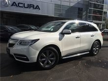 2014 Acura MDX ELITE   NAVI   DVD   7PASS   RATESFROM2.9%   TINT