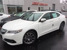 2017 Acura TLX Base w/Elite Package