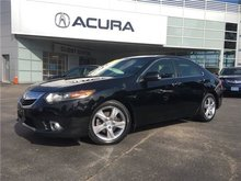 2012 Acura TSX PREMIUM   FWD   LEATHER   SUNROOF   HTDSEATS