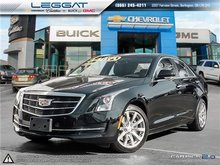 2017 Cadillac ATS 2.0L Turbo Luxury *AWD*