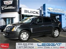 2015 Cadillac SRX 1 OWNER/Leather/Heated frt. seats
