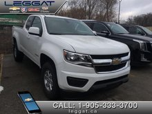 2018 Chevrolet Colorado Work Truck  - Navigation