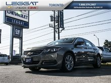 2017 Chevrolet Impala 1LT, Alloys, Remote Starter, A/C and more
