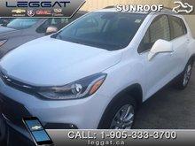 2018 Chevrolet Trax Premier  - Sunroof