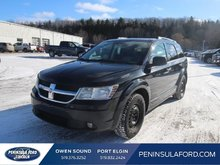 2009 Dodge Journey R/T  AS-IS SPECIAL, AWD, LEATHER!