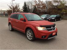 2013 Dodge Journey R/T..1 OWNER..accident free..