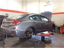 2015 Honda Civic Sedan EX..1 owner..accident free..
