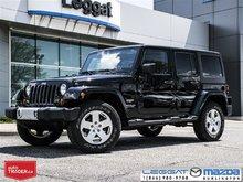 2012 Jeep Wrangler Unlimited Sahara AUTO