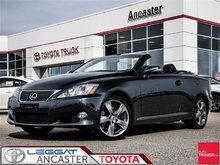 2010 Lexus IS350C ONLY 41074 KMS!!!