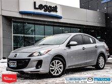2012 Mazda Mazda3 GS-SKY AUTO LUXURY PKG