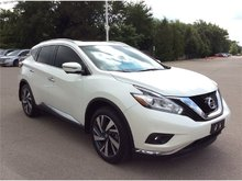 2016 Nissan Murano Platinum..Navigation..Leather
