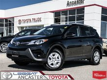 2015 Toyota RAV4 LE - UPGRADE PACKAGE WITH ONLY 32768 KM!!