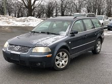 2003 Volkswagen Passat Wagon GLX 2.8L 4M