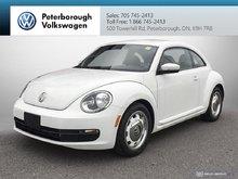 2015 Volkswagen The Beetle Classic 1.8T 5sp